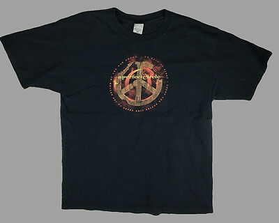 A Perfect Circle Count The Bodies Like Sheep 2004 Black XL Rockware Anvil Rare