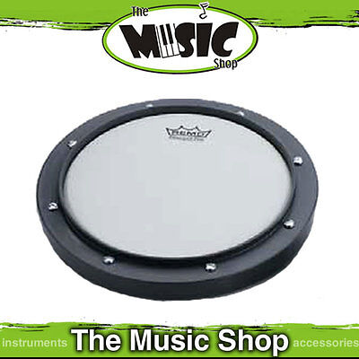 "Remo 10"" Tunable Drum Practice Pad - Has Bounce & Feel of Real Drum - RT-0010-00"