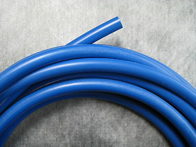 Silicone Vacuum Hose Kit 3.5mm 4mm 6mm Blue 15ft of each 3 strands