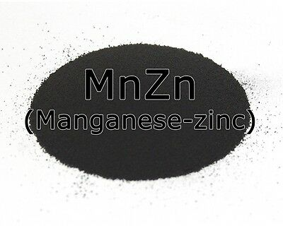 Ferrite Powder MnZn Manganese Zinc Magnetic Experiments Custom Transformer Cores