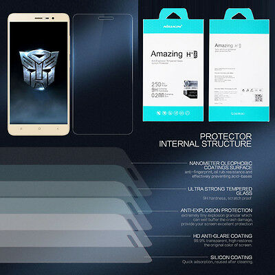 100% Nillkin Amazing H+ PRO Anti-Explosion Tempered Glass Screen Protector Film