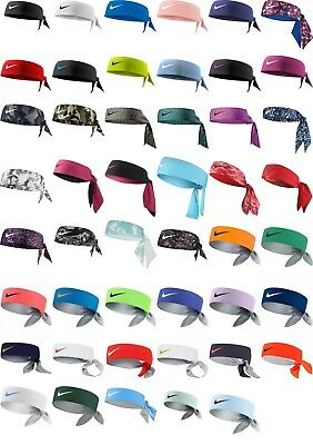 Brand NEW w/Tags NIKE DRI-FIT 2.0 Head Tie HEADBANDS Skylar Diggins *Low Price*