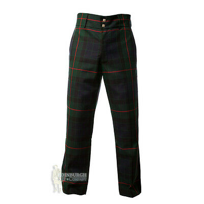 Men's Trousers - Scottish Tartan Trews - Gunn - Size Options!