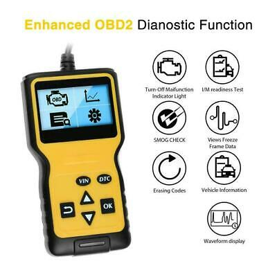 Vauxhall Opel MAXI Fault code SCAN Diagnostic Reader Scanner OBD2 EOBD CAN BUS