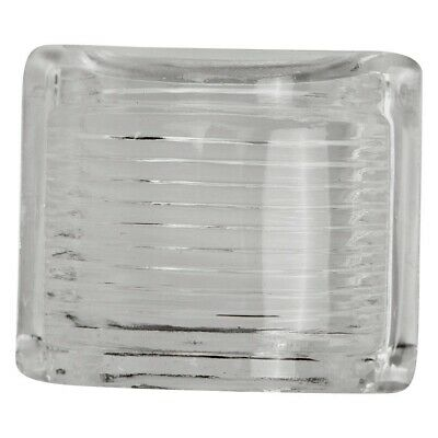 HardDrive Replacement Tombstone Tail Light License Plate Lens (Clear)