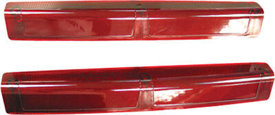 HardDrive Side Light Replacement Lens (Red) 1987-Up Harley King Tour Pak