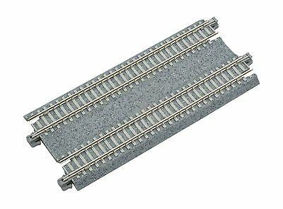 "Kato 20-023 Double Track 124mm (4 7/8"") Straight Track WS124PC N scale New Japan"