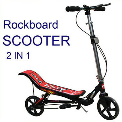 Kids Children Rock board Scooter dual-motion driving system (New!)