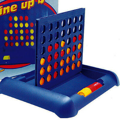 Kids Children Line Up 4 Four in a Line Game Connect 4 Toys Game