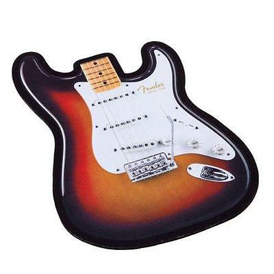 NEW Fender Genuine Stratocaster Guitar Body Mouse Mat 9190560116 FREE Delivery