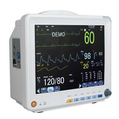 Patientenmonitor ICU 6-Parameter-Vital Sign Patient monitor SPO2 ECG NIBP PR
