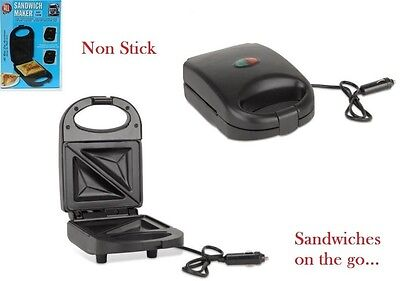 Sandwich Maker 120W All Ride 24v Truckers Lorry Truck Tractor Unit Campervan