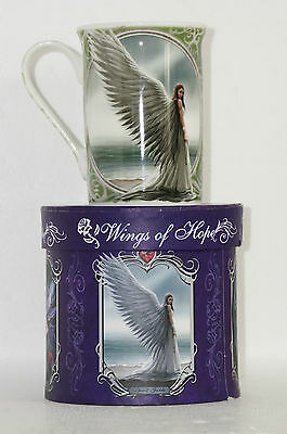 Anne Stokes Coffee Mug Cup bone China Gothic Fairy Fantasy Art Spirit guide