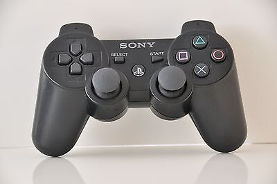 Official Genuine OEM Sony Playstation 3 PS3 Wireless Dualshock 3 Controller