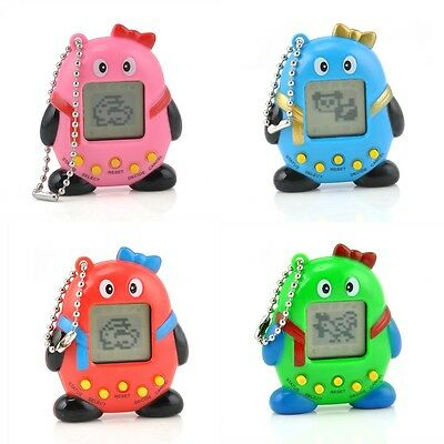90S Nostalgic Toy Tamagotchi Giga Pets in One Virtual Pet Cyber Pet Toy Hot Gift