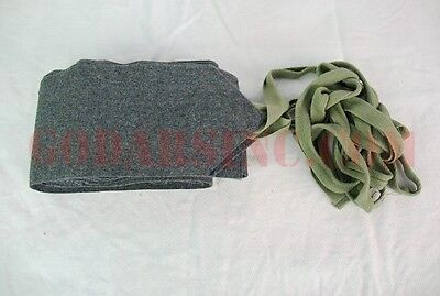 WW1 Austrian (Austro-Hungarian Empire) Army Pike Grey Wool Puttees