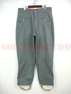 WWI Austria (Austro-Hungarian Empire) Army 1908 Pike Grey Trousers L