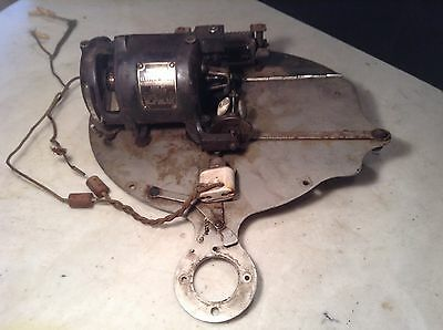 Circa 1920 Columbia Graphophone Phonograph Motor Part Type Q Universal Electric