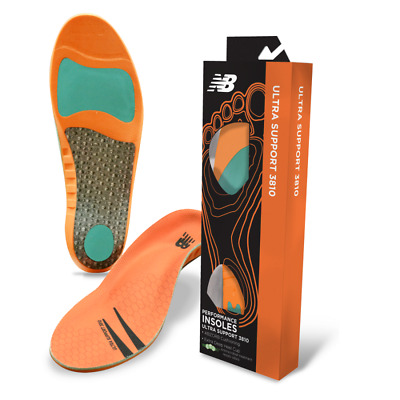New Balance Supportive Cushioning Insoles, Ultra Support All Sizes  # 3810
