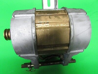Used Ipso Washer 50lbs Motor 220v 3ph New Bearing Tested