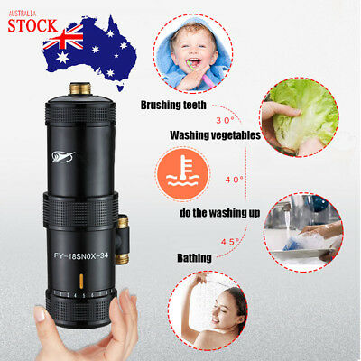 Instant Hot Water Heater Electric Hot Water System for Outdoor Camping Caravan