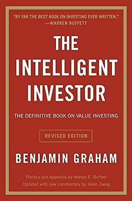 NEW - Intelligent Investor: The Definitive Book on (Paperback) ISBN0060555661