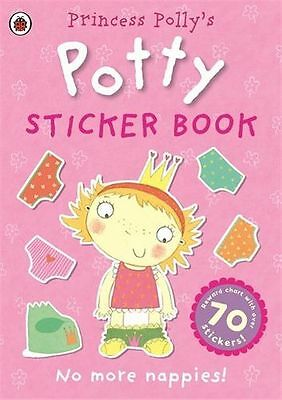 NEW - Princess Polly's Potty sticker activity book (Paperback) ISBN0723281580
