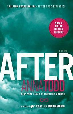 After by Anna Todd (English) Paperback Book Free Shipping!
