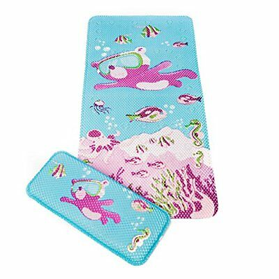 Clevamama Under The Sea Bath Mat