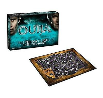 Supernatural Ouija Board NEW Includes Custom Supernatural Gameboard Planchette