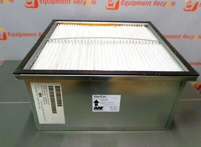 "AAF Varicel 1834637-001 Clean Room Extended Surface Air Filter 23"" X 23"" New"