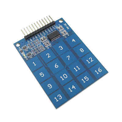 10X TTP229 16Channel Digital Touch Sensor Module Capacitive Touch Switch Button