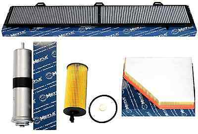 BMW 320d 320xd E90 E91 E92 E93 184PS 163PS - FILTER SET INSPEKTIONS KIT MEYLE