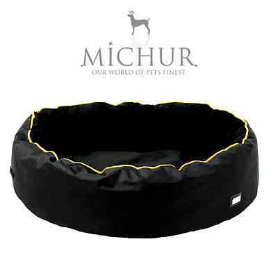 MICHUR BLANCHE-NEIGE OVAL, chien, chat, lit, coussin