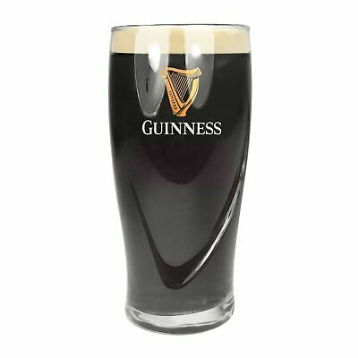 Tuff-Luv Original Pint Beer Glass / Barware CE 20oz / 568ml for Guinness