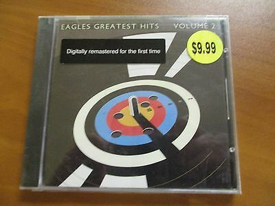 Eagles Greatest Hits Volume 2 CD Sealed NEW