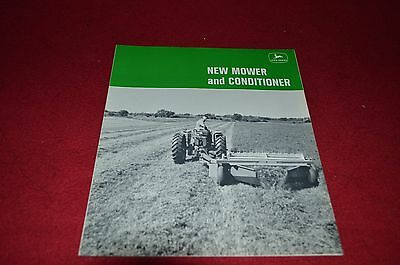John Deere 40 Utility Tractor /& 47 Heavy Duty Mower Dealer Brochure DCPA3