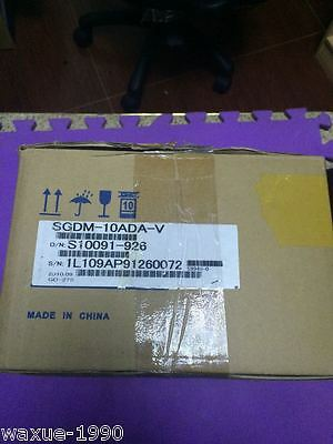 1pcs New Yaskawa servo drive SGDM-10ADA-V in box