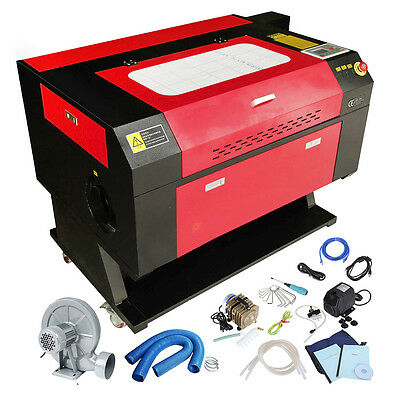 80w CO2 USB Laser Engraving Cutting Machine Engraver Cutter Woodworking/Crafts