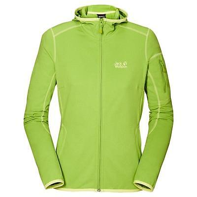 Jack Wolfskin Rock Sill Jacket Fleecejacke Damen watercress