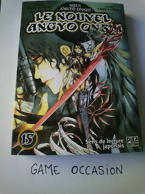 Le Nouvel Angyo Onshi Tome 15 In-Wan Kyung-Il - Pika Edition