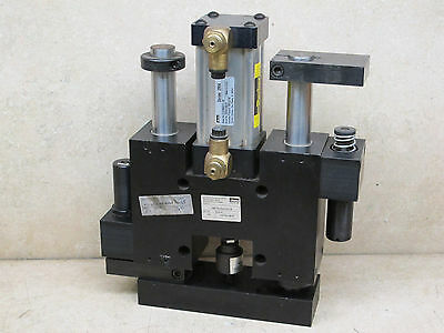 """Parker, Hbt, Guided Cylinder, 2 1/2""""  Bore X 3 Stroke, With Shocks"""