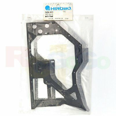 Hirobo 0404-631 Main Frame #0404631 Helicopter Parts