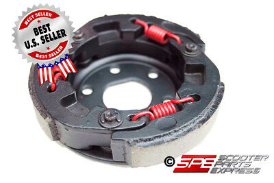 Clutch Racing Performance GY6 50 139QMB Scooter Moped ATV