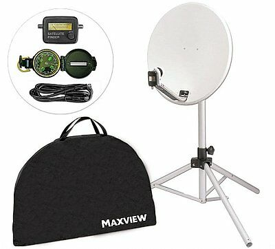 Maxview Portable-Sat-Kit 54 cm