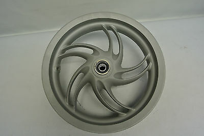 Genuine New Piaggio Fly Front Wheel with Bearings 6691835