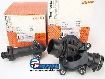 Behr Mahle Thermostat + AGR Thermostat for BMW E60 E61 520d 525d 525xd 530d 535d