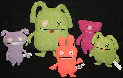 Ugly Dolls - awesome find - lot 1