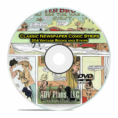 Classic Newspaper Comic Strips, Out Our Way, Golden Age Comics DVD D15