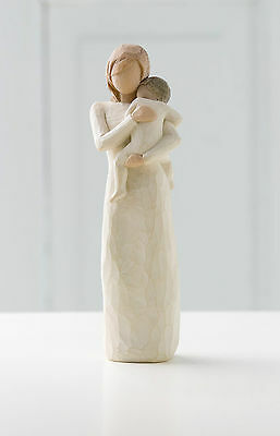 Willow Tree Figurine - Child of My Heart, 26169, Great Mother's Day Gift